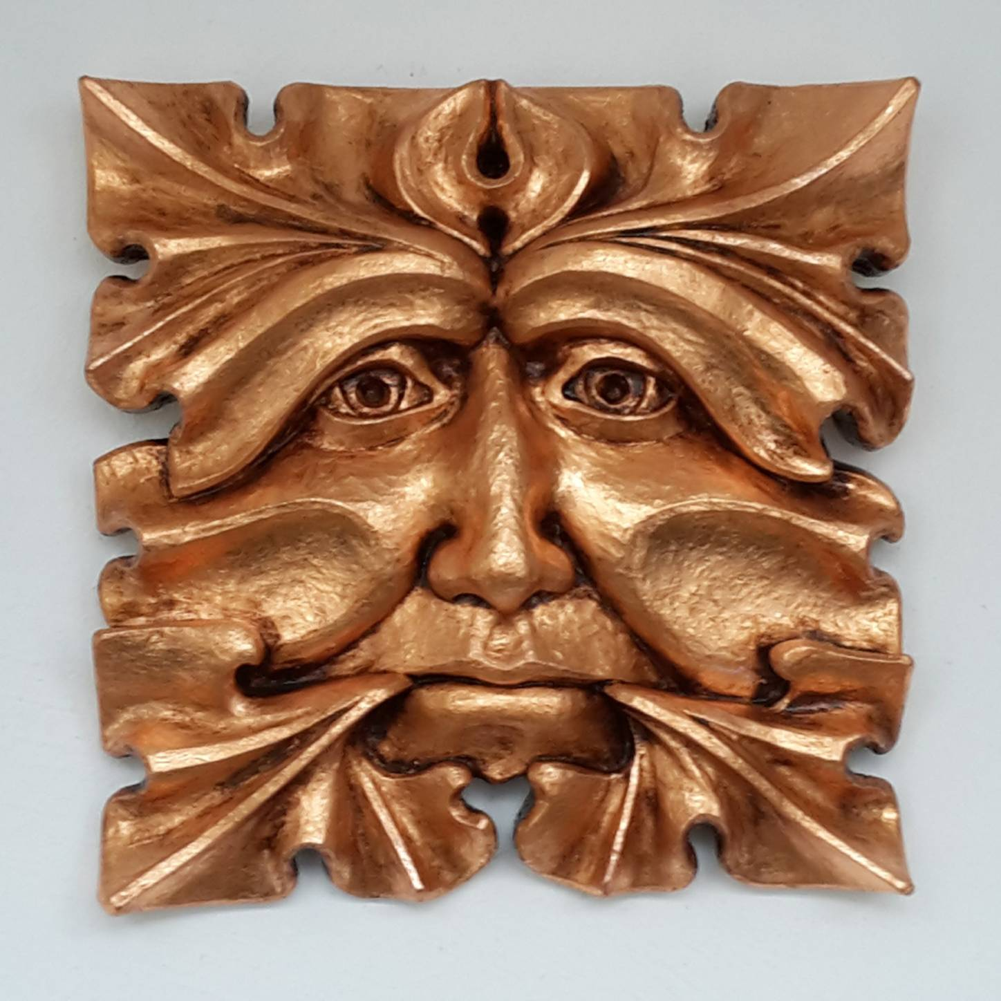 "Multiple  ""Green Man"""